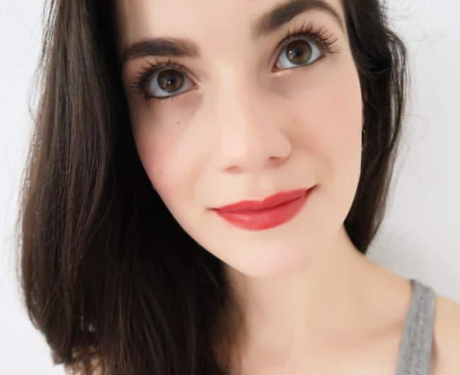 illamasqua lava lipstick