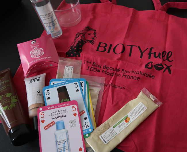 biotyfull box 2018