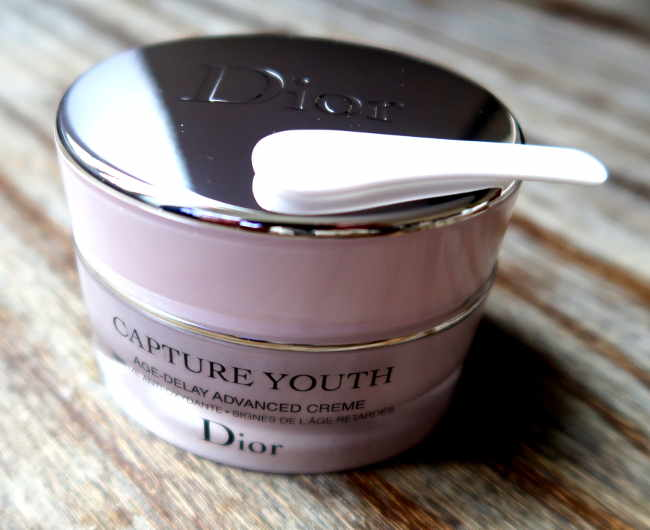 capture youth dior creme