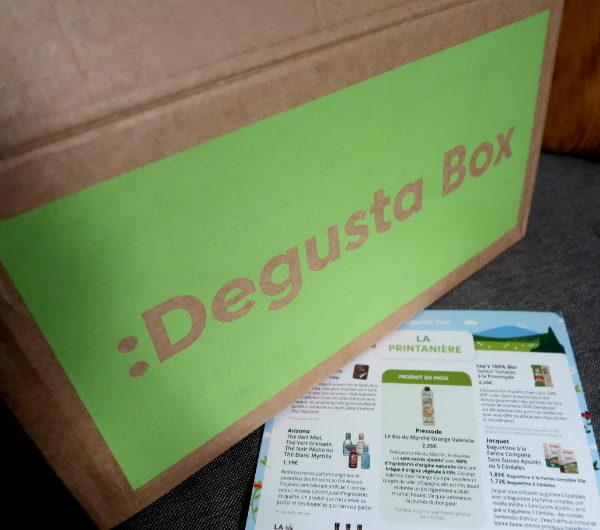 degustabox printaniere