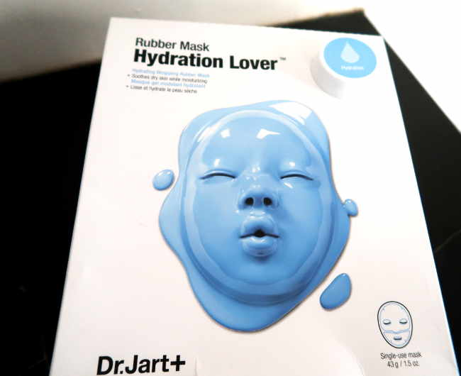 rubber masque dr jart