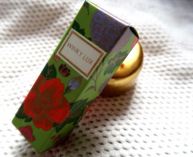 joli flower balm de winky lux