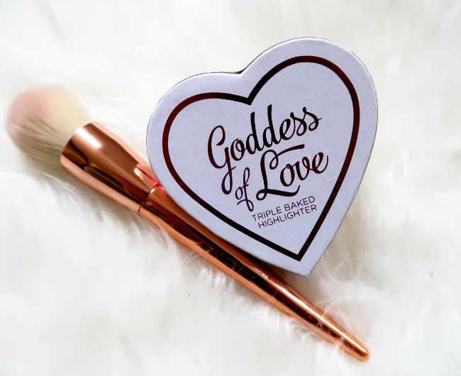 highlighter goddess of love