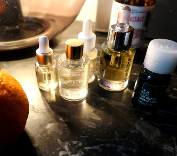 huile arbre a the the body shop bienfaits