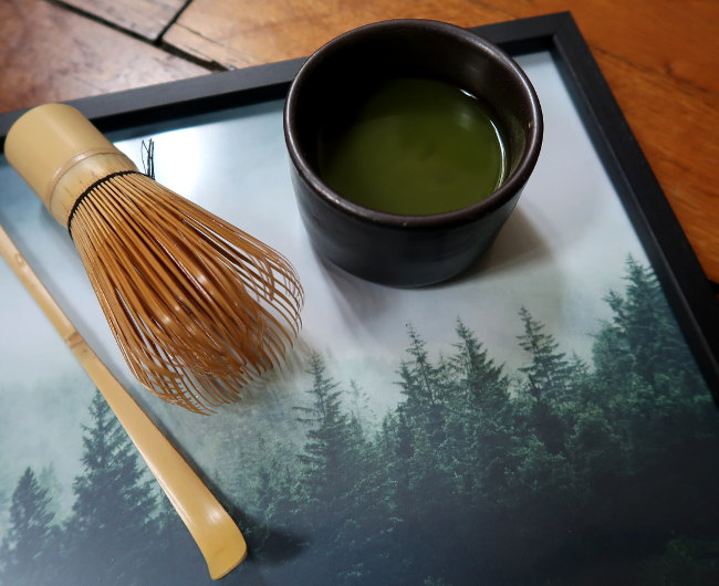 bienfaits du the matcha super aliment
