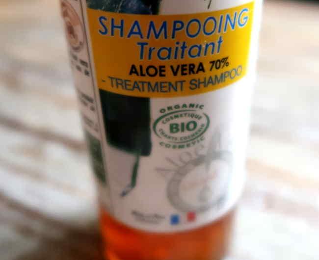 pur aloe shampoing