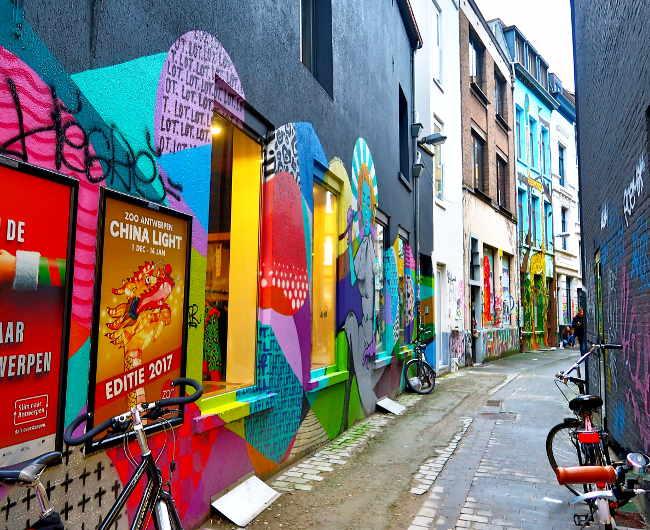 rue anvers