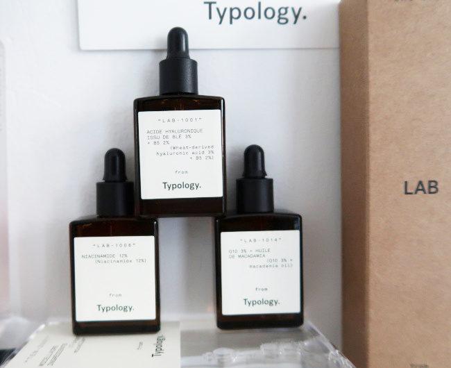 typology diagnostic peau