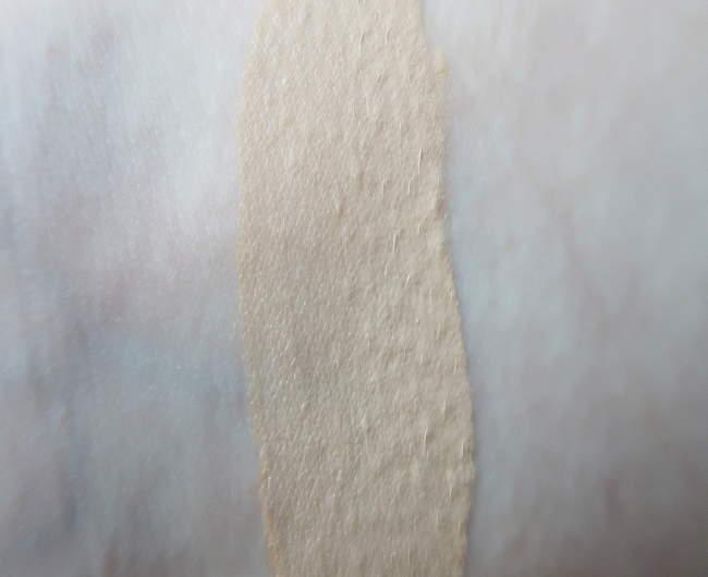 swatch clarins linen