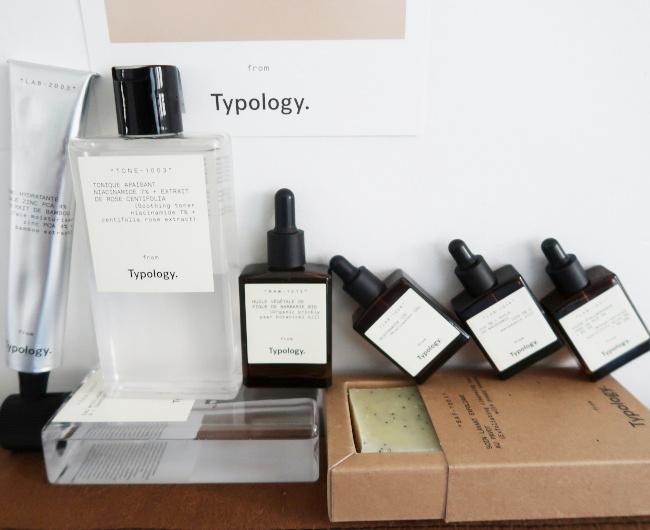 typology test diagnostic peau personnalisé